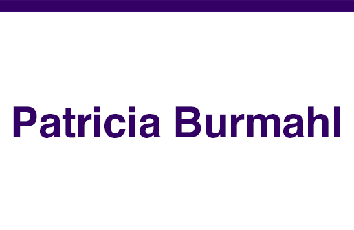 Patricia Burmahl Supports TBBCF emerald