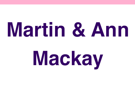 Martin & Ann Mackay