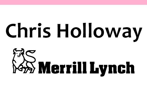 Chris Holloway Merrill Lynch