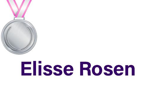 Elise Rosen TBBCF Top Supporter