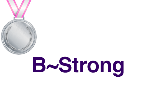 B~Strong TBBCF Top Supporter