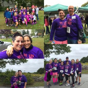 2016 TONORMA in support of We TRI 4 Aimee Reed Walk Team