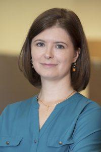 Olga, Anczukow, PhD, Jackson Laboratory for Genomic Medicine and the University of Connecticut Health in Farmington, CT.